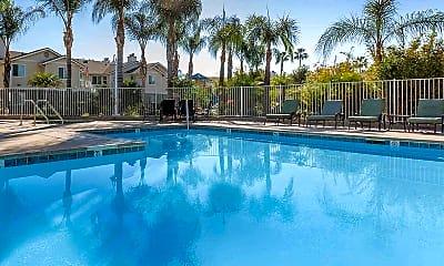 Pool, Citrus Court, 1
