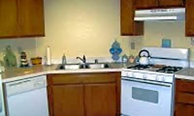 Kitchen, Rosamond Village, 0