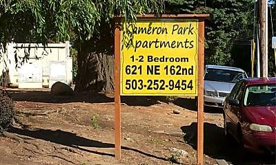 Cameron Park, 1