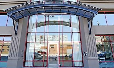 Building, Aqua Via, 1