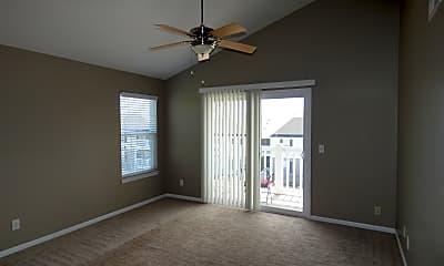 Bedroom, 8030 N Drury Ave. Unit 3B, 1