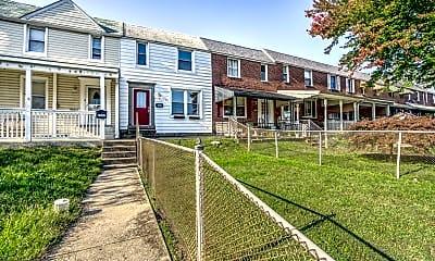 Building, 7454 Berkshire Rd, 1