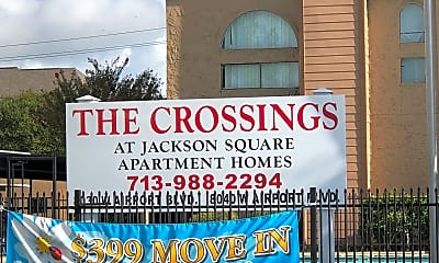 The Crossing at Jackson Square, 1