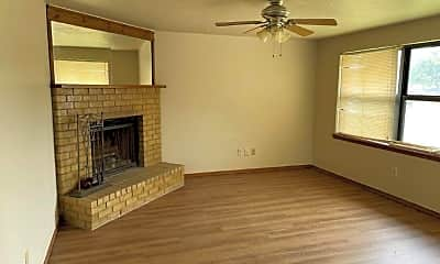 Living Room, 8606 S Drexel Pl, 1
