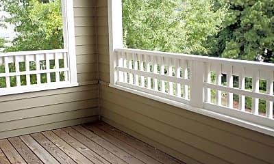 Patio / Deck, The Ashton, 2