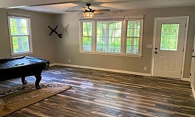 Living Room, 7706 Chester Rd, 1