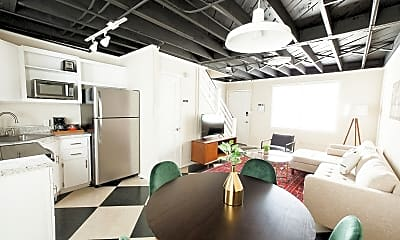 Dining Room, 501 Clayton St, 1