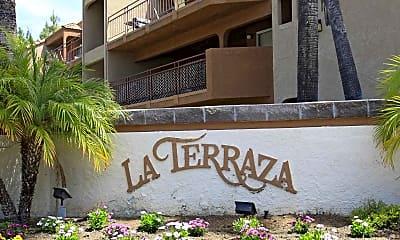 Community Signage, La Terraza, 2