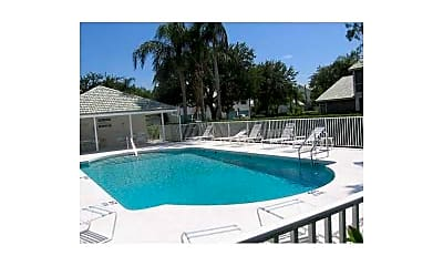 Pool, 6655 Pineview Terrace, 2
