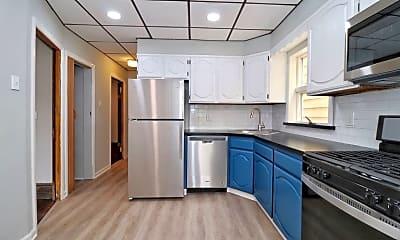 Kitchen, 117 Sherman Pl 1, 1