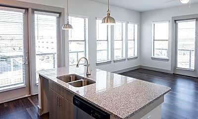 Kitchen, 830 N Zang Blvd 2301, 1