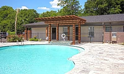 Pool, Campbell Grove, 0