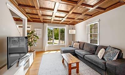 Living Room, 4707 N Elkhart Ave, 1