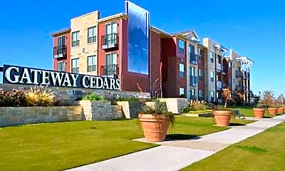 Community Signage, Gateway Cedars, 1