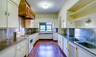 Kitchen, The Gilmore Apartments, 1