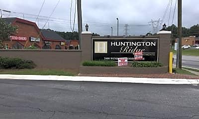 Huntington Ridge, 1