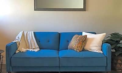 Living Room, Dream Island, 1