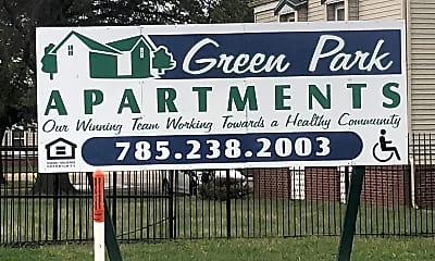 Green Park, 1