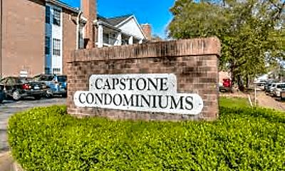 Community Signage, Capstone Condos 211 708 11th Street, 1