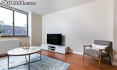 Living Room, 17 W 89th St, 1