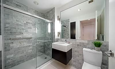 Bathroom, 1425 Garden St, 2