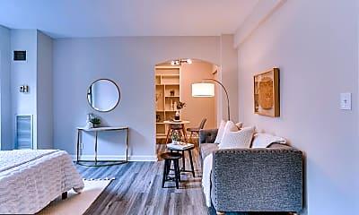 Living Room, 2515 K St NW 508, 1