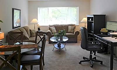 Living Room, Maple Grove, 0