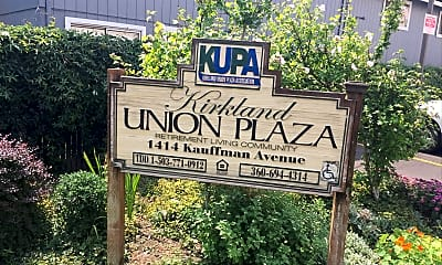 Kirkland Union Plaza, 1