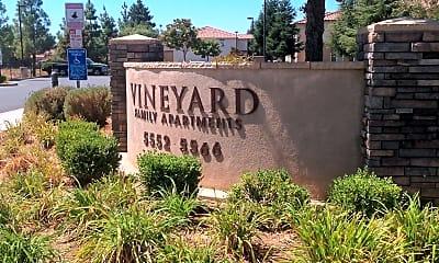 Vineyard Family Apartments, 1