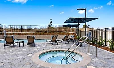 Pool, Altura Apartments, 2