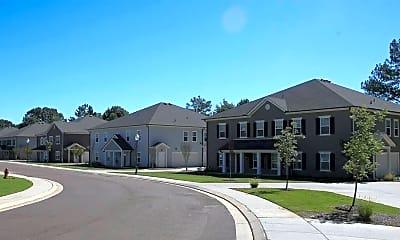 Building, Tall Oaks, 1