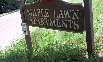 Maple Lawn Apartments, 1