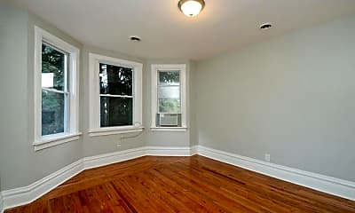 Bedroom, 3726 N Troy St, 2