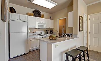 Kitchen, Lincoln-Villas On Memorial, 1
