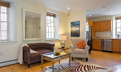 Living Room, 147 State Street 3, 1