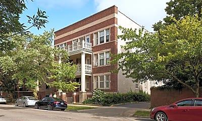 Building, 1413-15 E. 57th St, 1