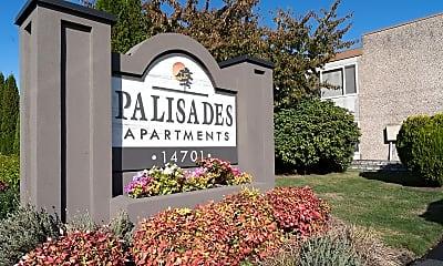 Community Signage, Palisades, 0