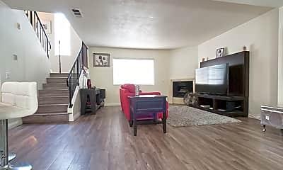 Living Room, 14711 Berendo Ave 8, 0