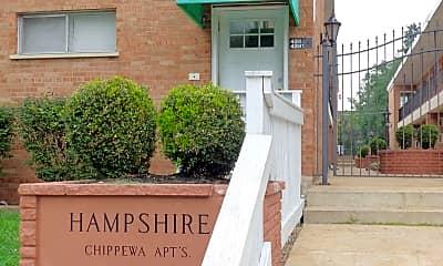 Community Signage, 4405 Chippewa St, 2