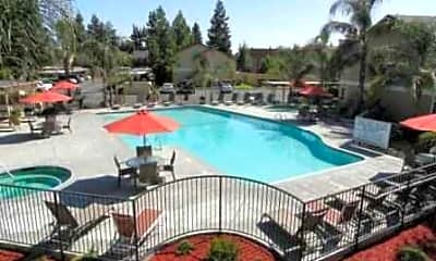 Pool, Park Knolls, 2