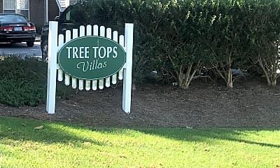 Tree Tops Villas, 1