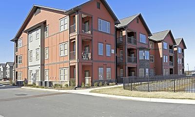 Building, RiverWalk Apartments, 2