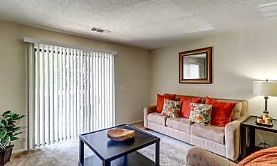 Living Room, Gable Hill, 1
