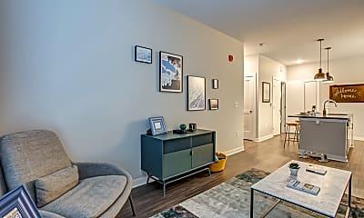 Living Room, Gallerie KC, 1