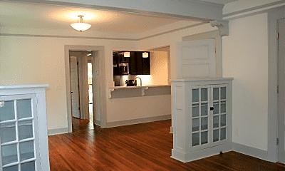 Living Room, 1415 Center St, 0