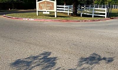 Mill Creek Village, 1