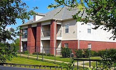 Building, Sunrise Apartments-Covington, 0