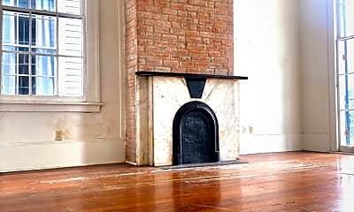 Living Room, 1552 Magazine St, 1