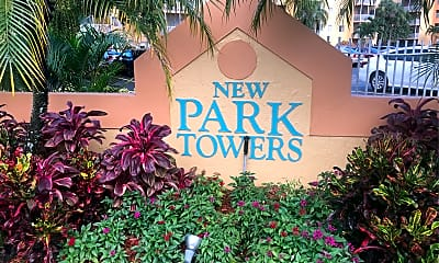 New Park Towers, 1