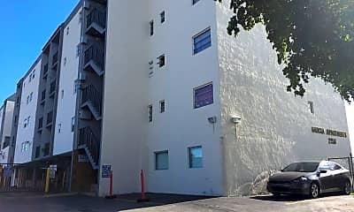 Garcia Apartments, 1